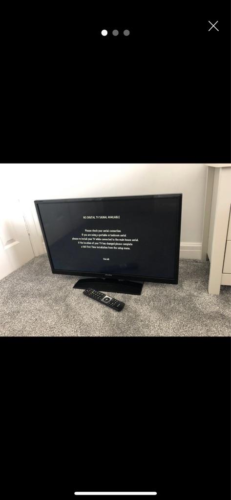 "BUSH 32"" LED HD Ready TV"