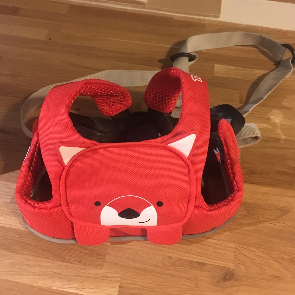 Fox toddler reigns