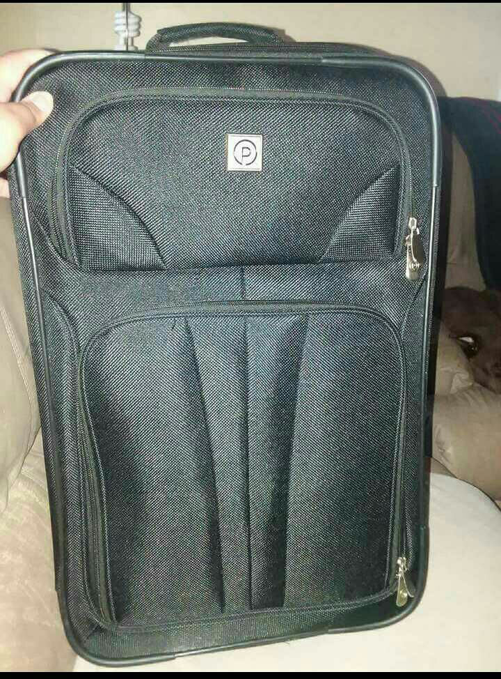 Black Suit Case