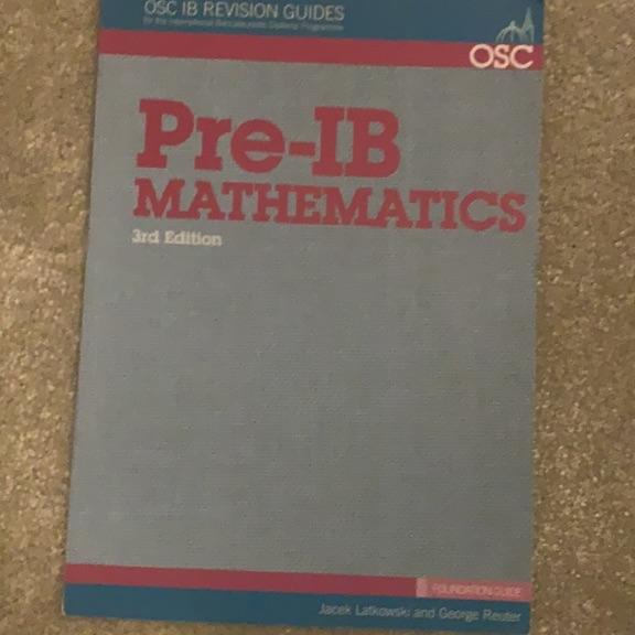 IB Preparation guide