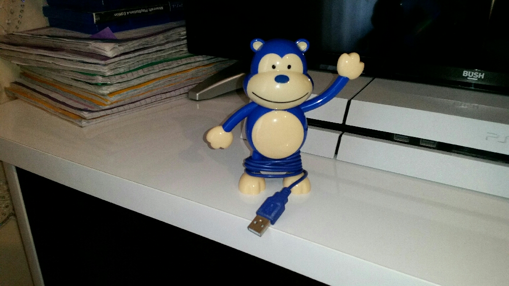 Monkey USB. CHARGER