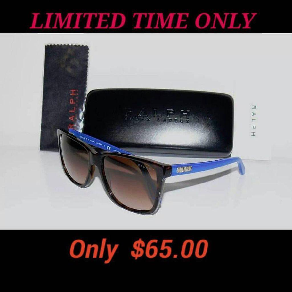 New Ralph Lauren sunglasses