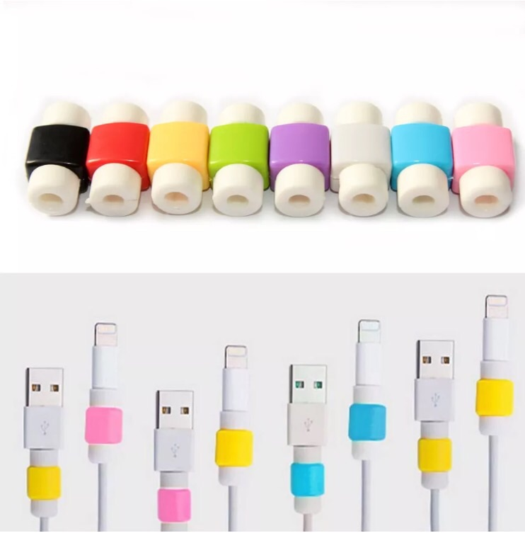 4X New iPhone cable protectors