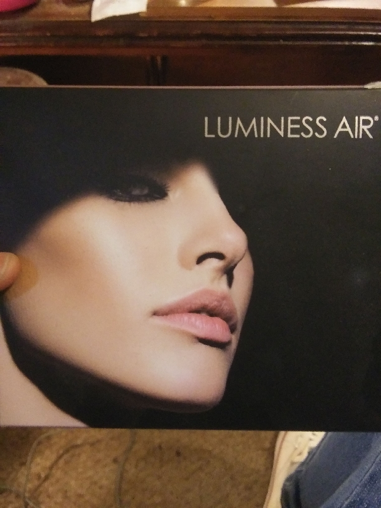 Luminess Airbrush Makeup System