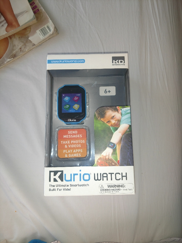 lKurio smart watch for kids