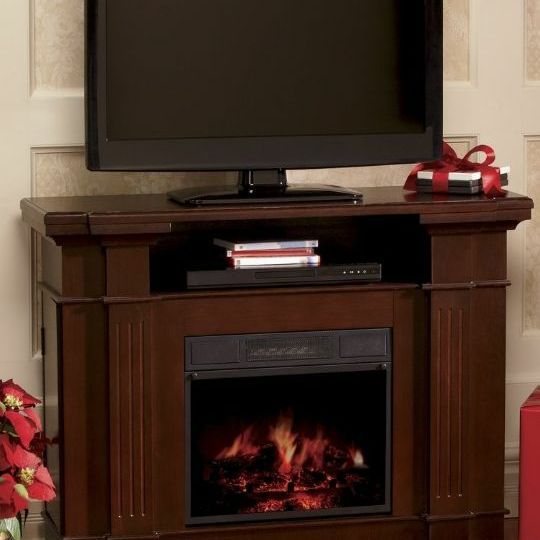 New 55 inch TV Stand Electric Fireplace