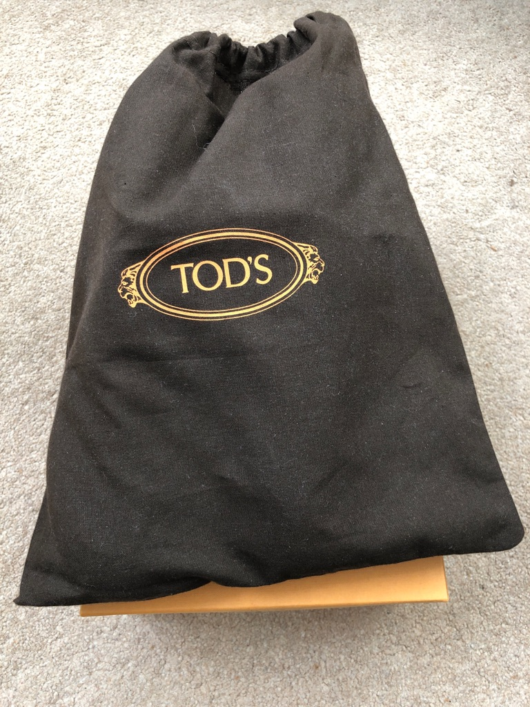 New Tod's shoes for men
