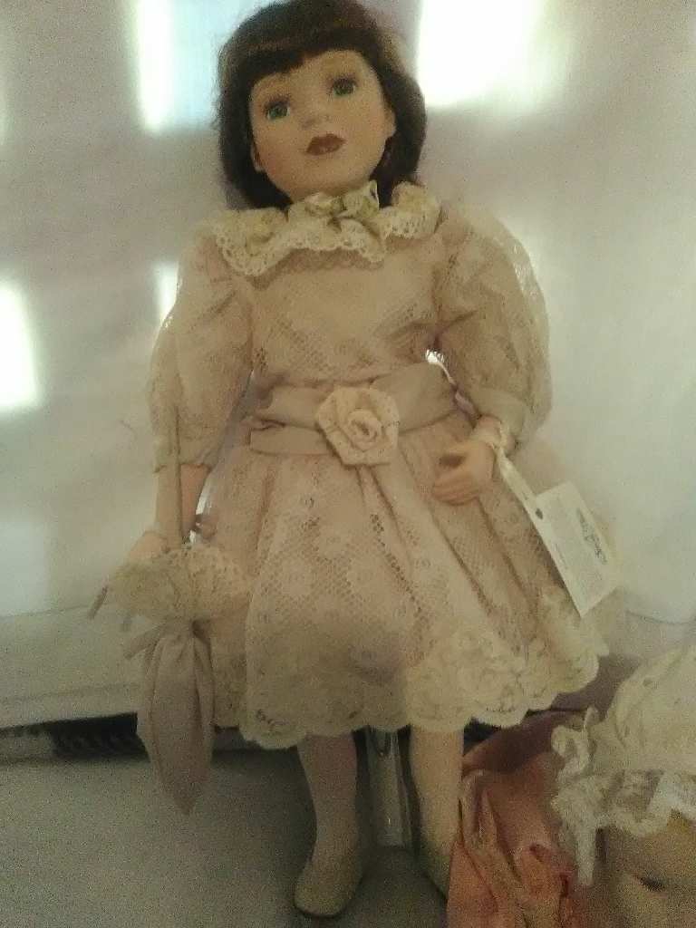 Emily collectors doll