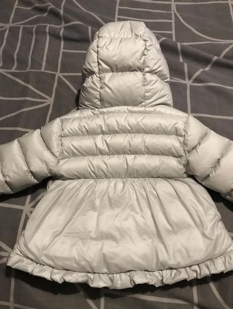 Baby girls Moncler coat