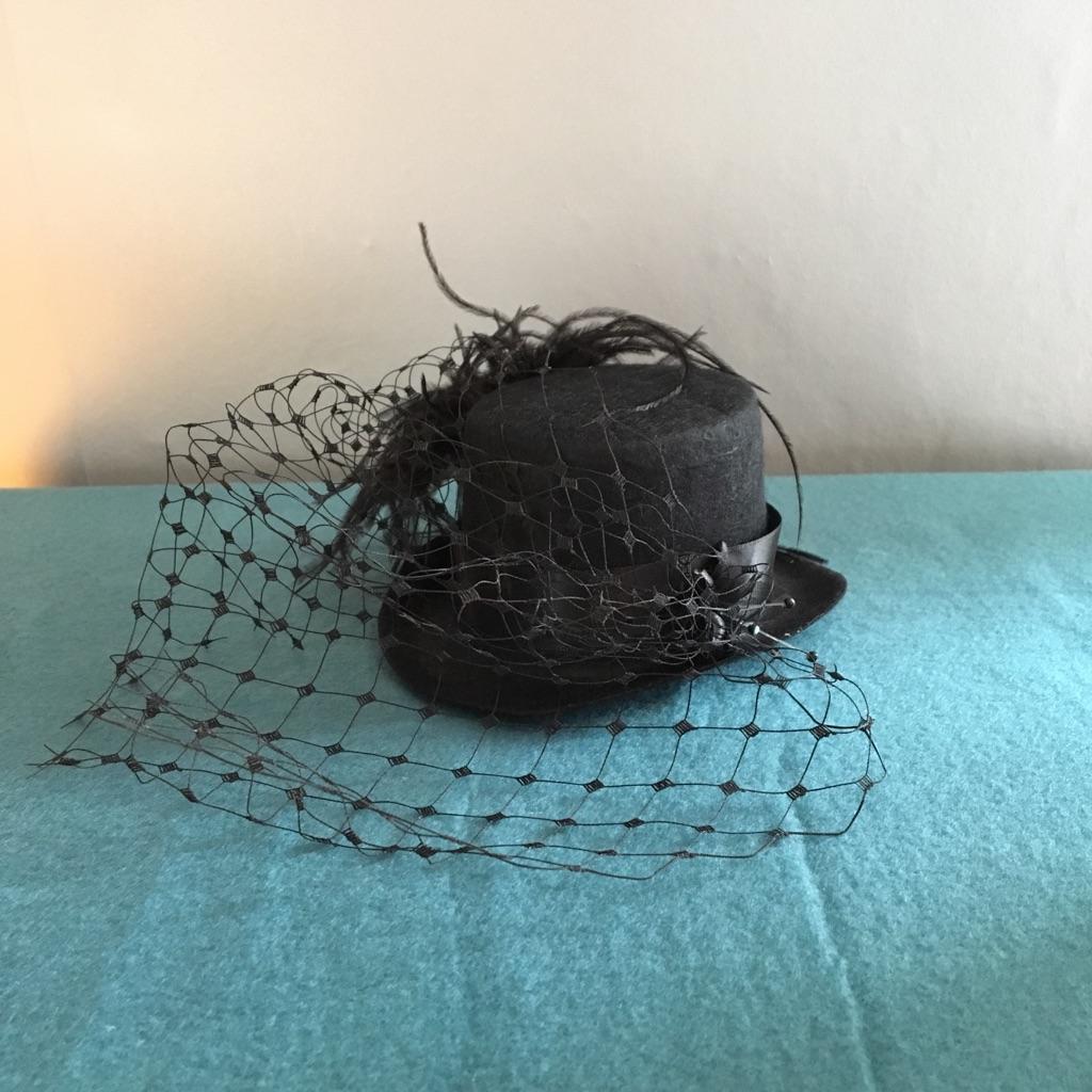 Tiny Top Hat - Fancy Dress