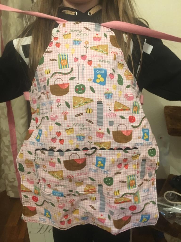 Children's apron
