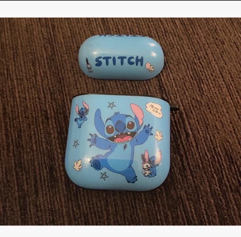 Disney Stitch AirPod case