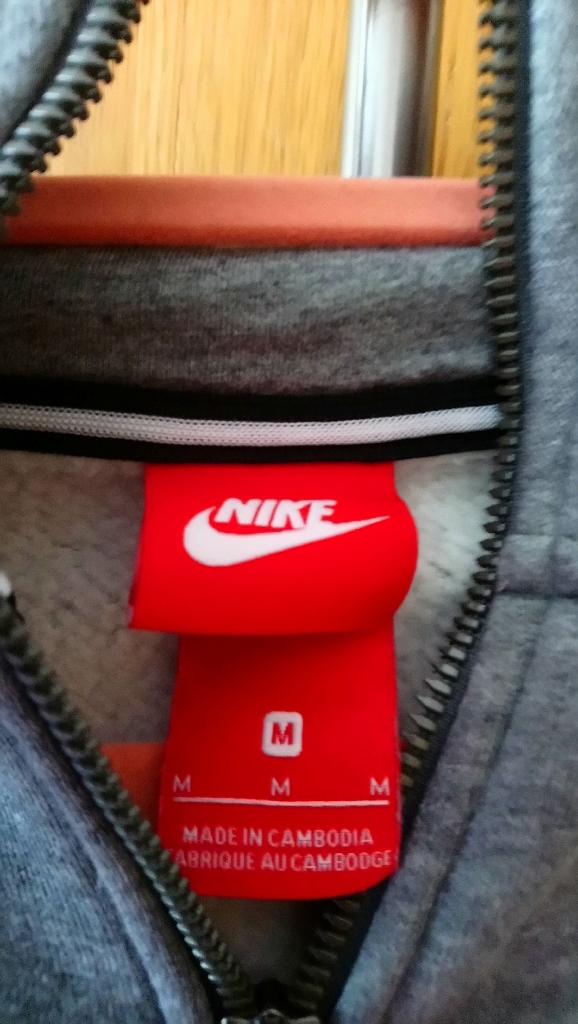 Nike air ladies hoodie