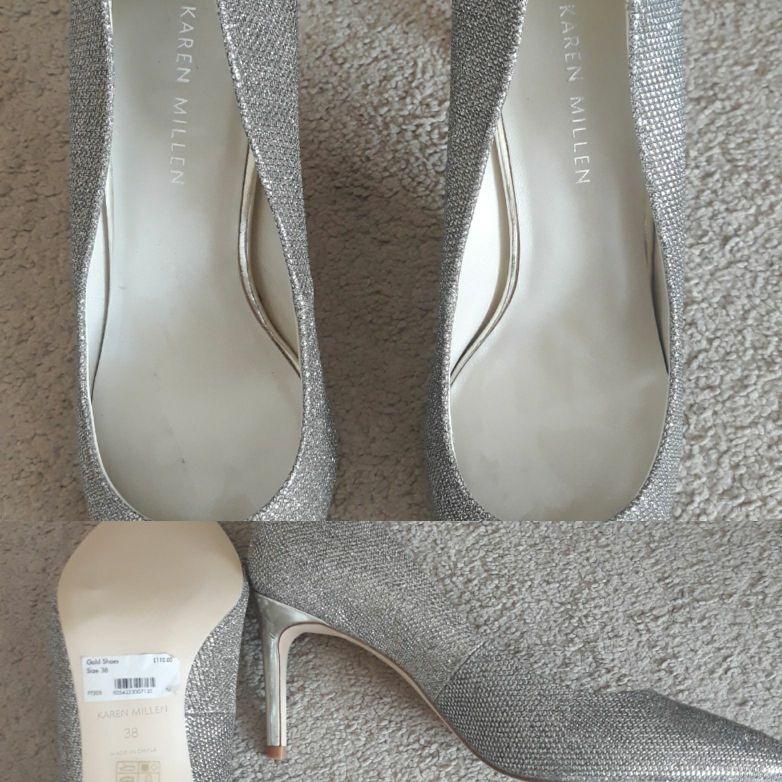 Ladies Karen Millen high heel shoes