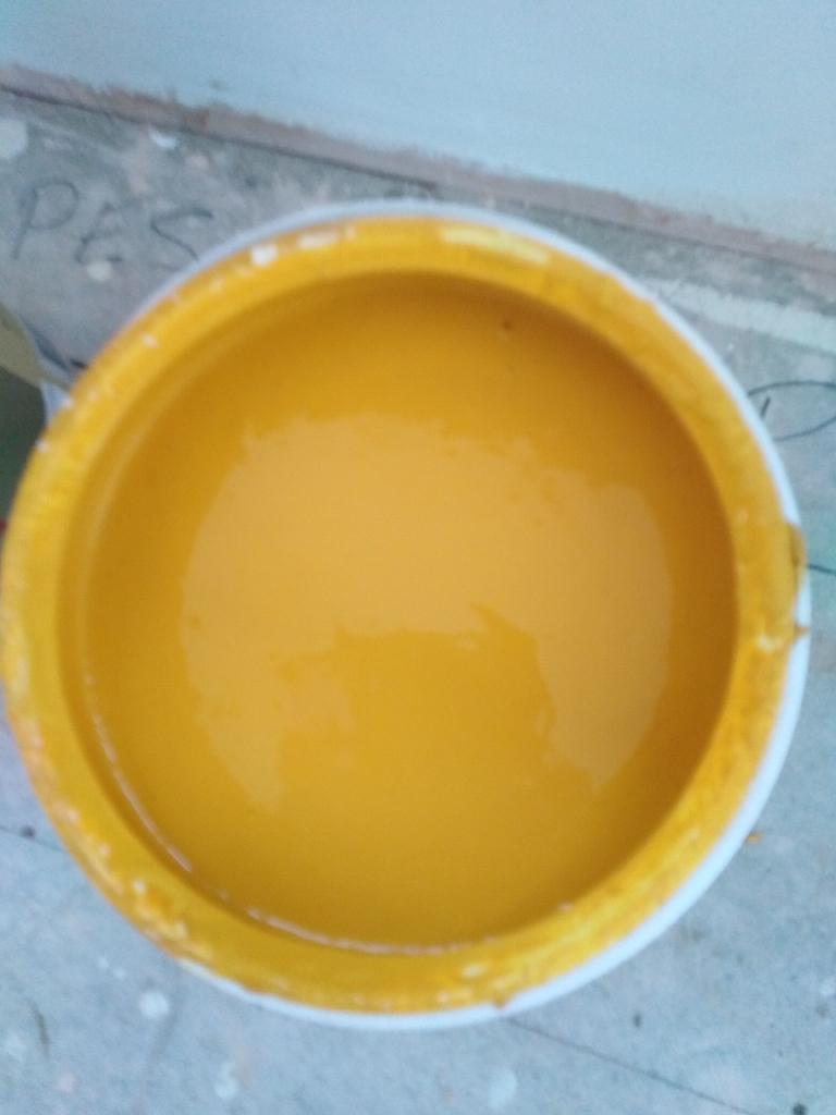 Matt paint