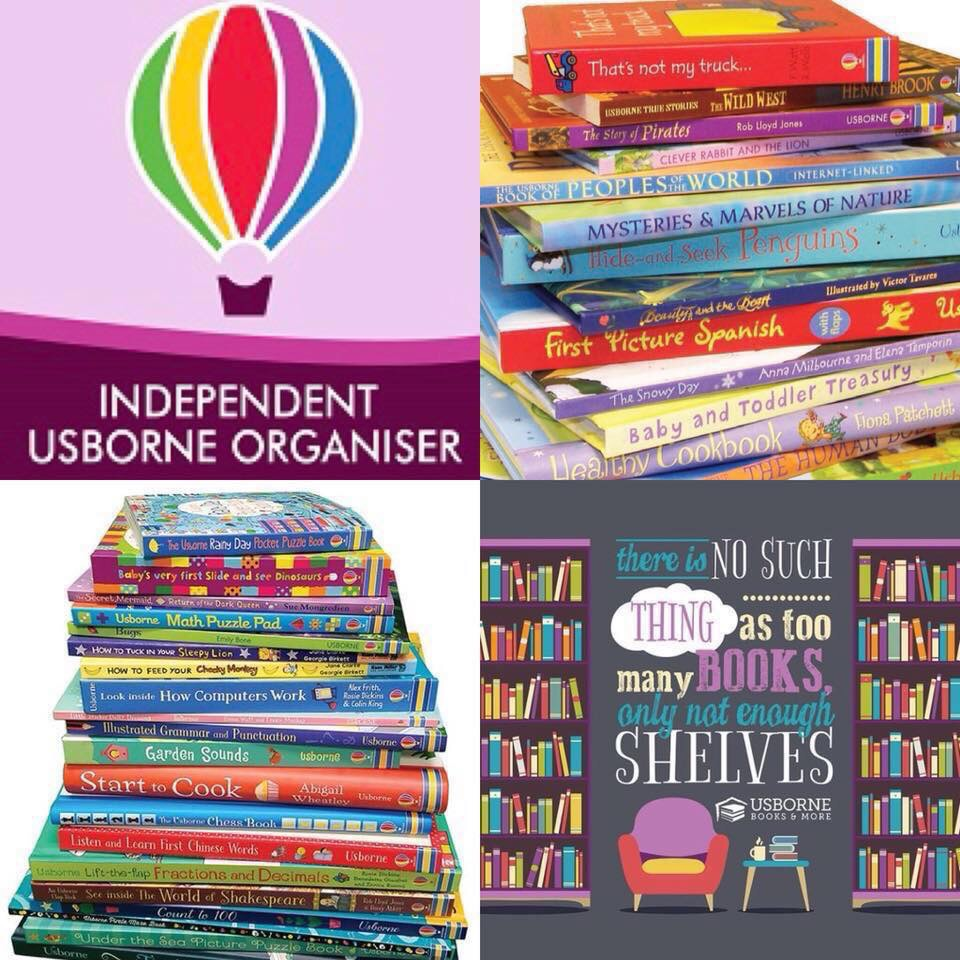 Usborne Books Job Opportunity