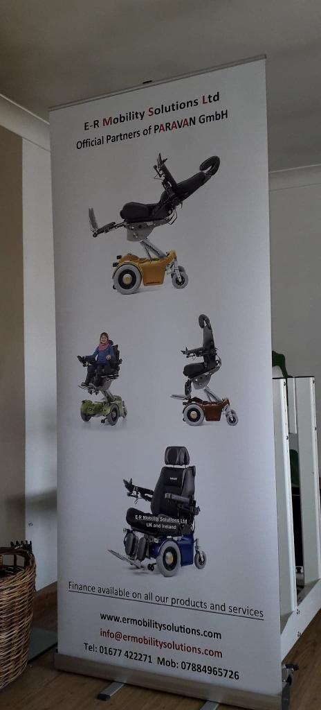 PR 50 paravan wheelchair