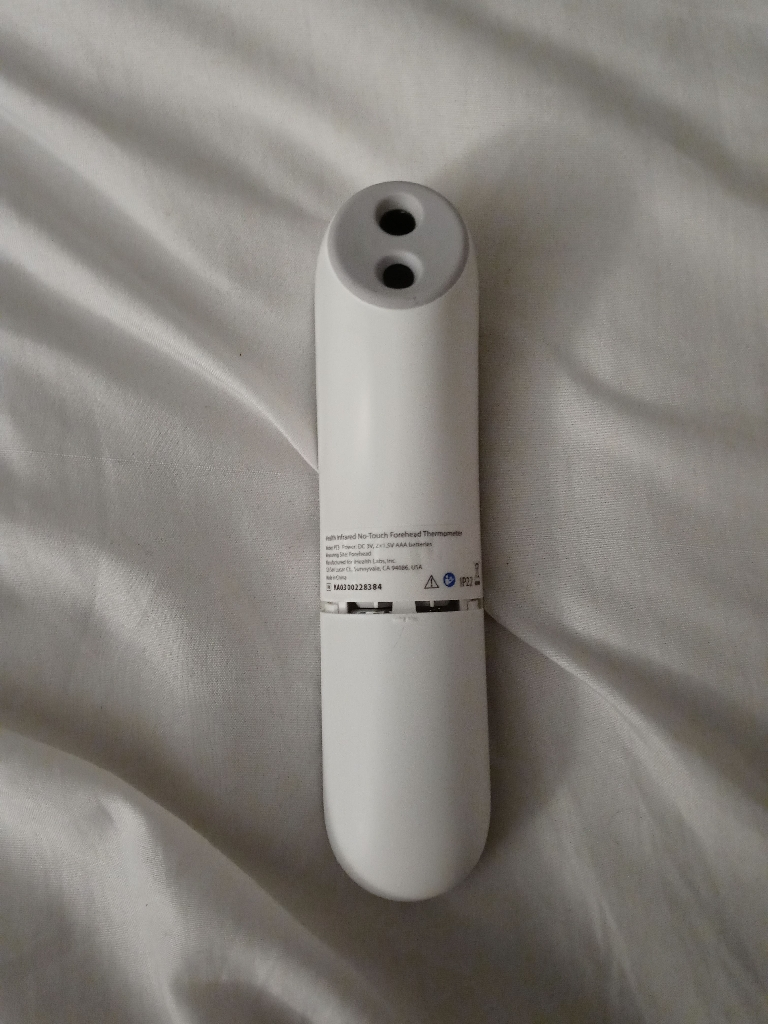 Thermometer-iHealth Infrared No-Touch
