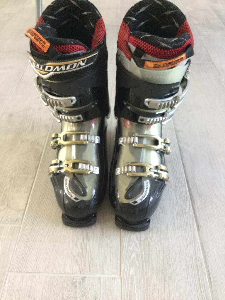 Solomon Ski Boots 45EU/28cm Used - OFFERS WELCOME