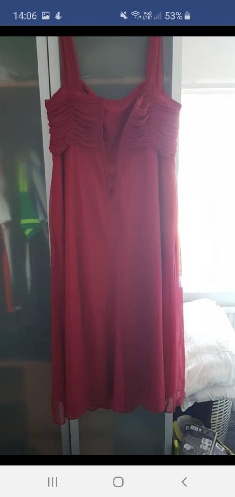 Bridesmaid/ Prom Dress