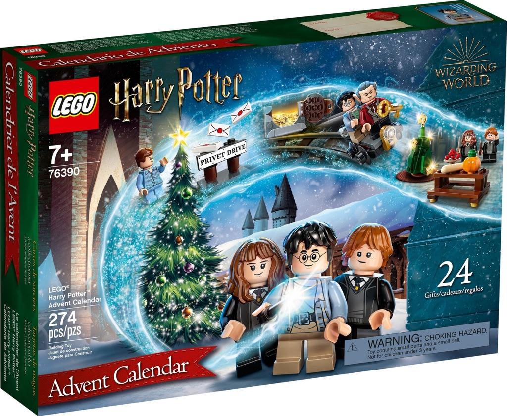 BRAND NEW LEGO HARRY POTTER ADVENT CALENDAR 2021