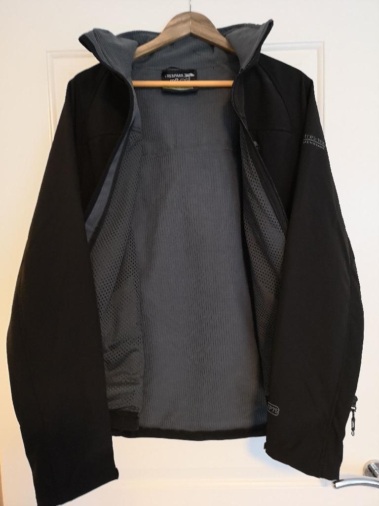 Black Trespass mens Jacket