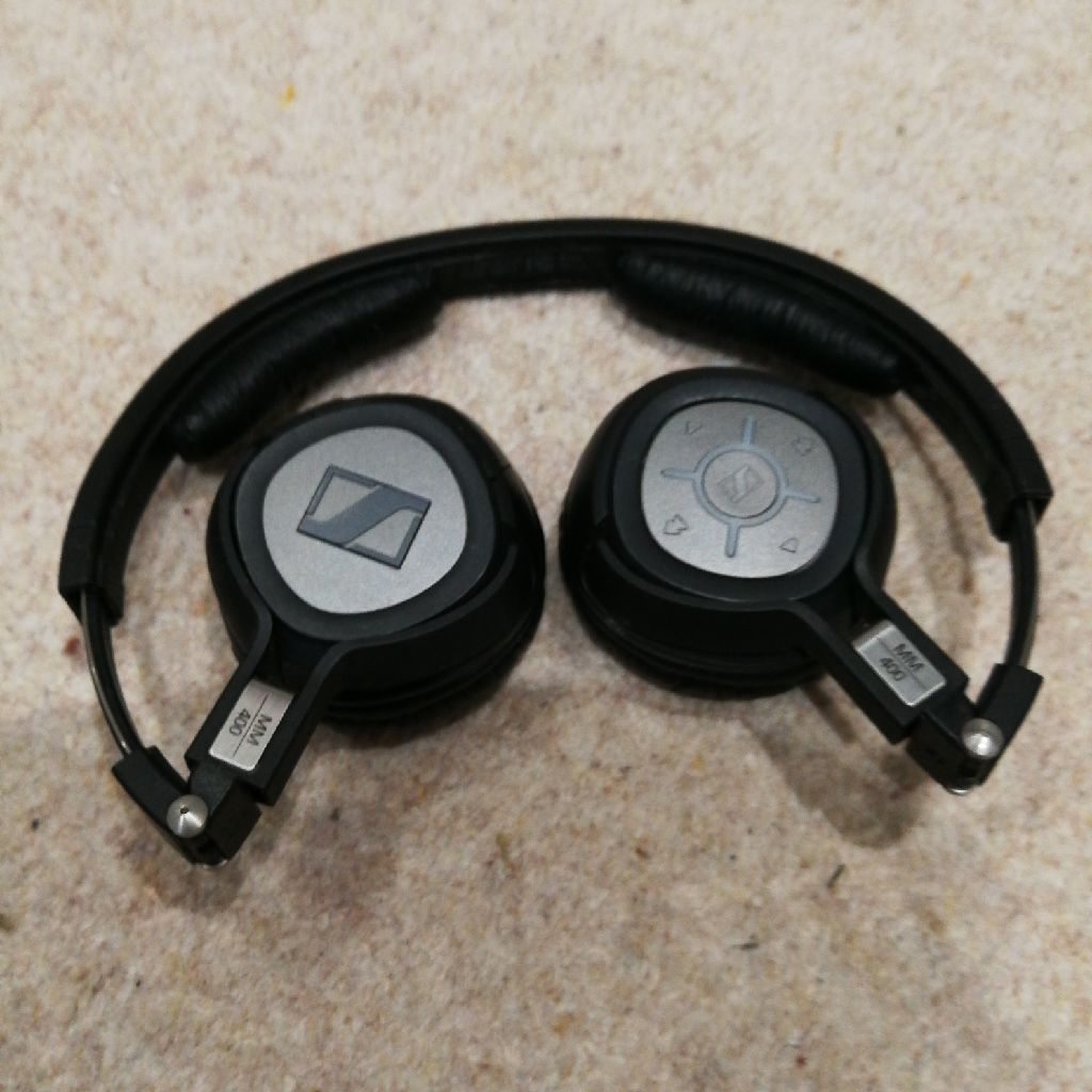 Sennheiser mm 400 Bluetooth wireless headphones