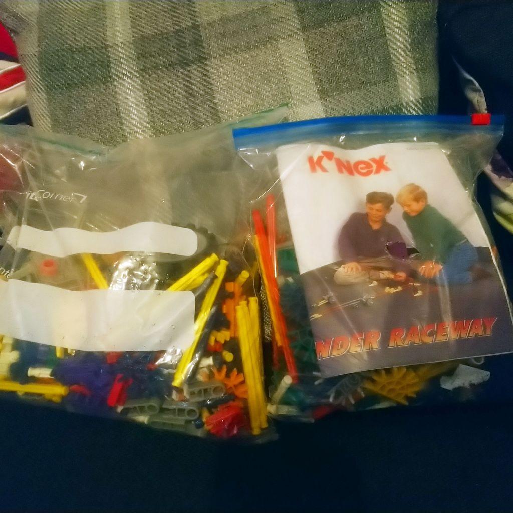 KTEX thunder raceway two bags