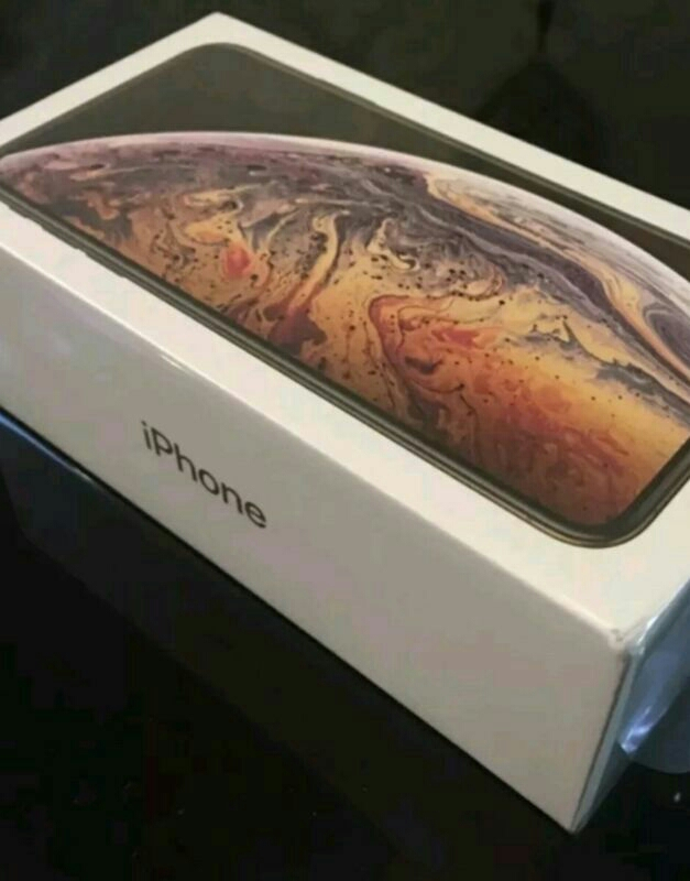 iPhone XS Max Gold 512GB