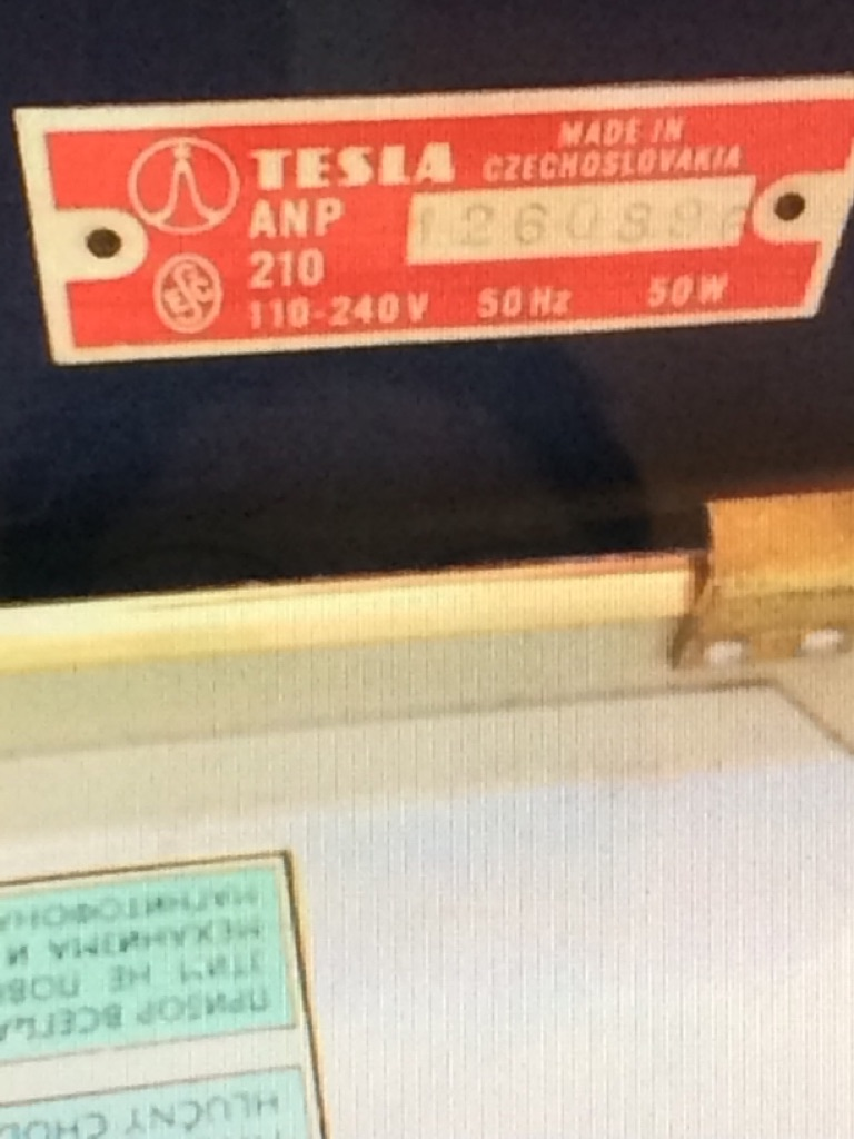 Tesla sonet duo voice recording