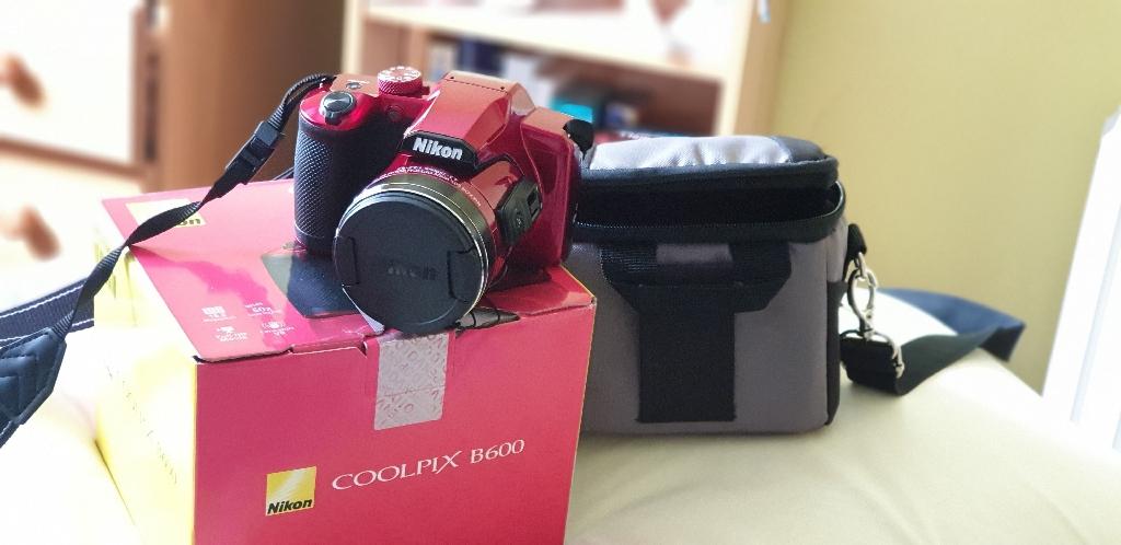 Nikon b600 bridge camera