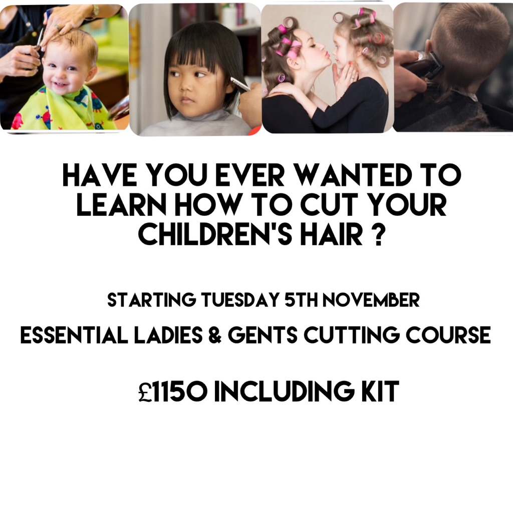 Barbering and Ladies Cutting Course