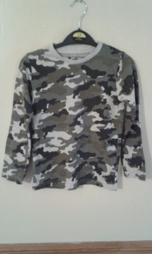 Kids long sleeve top from Next