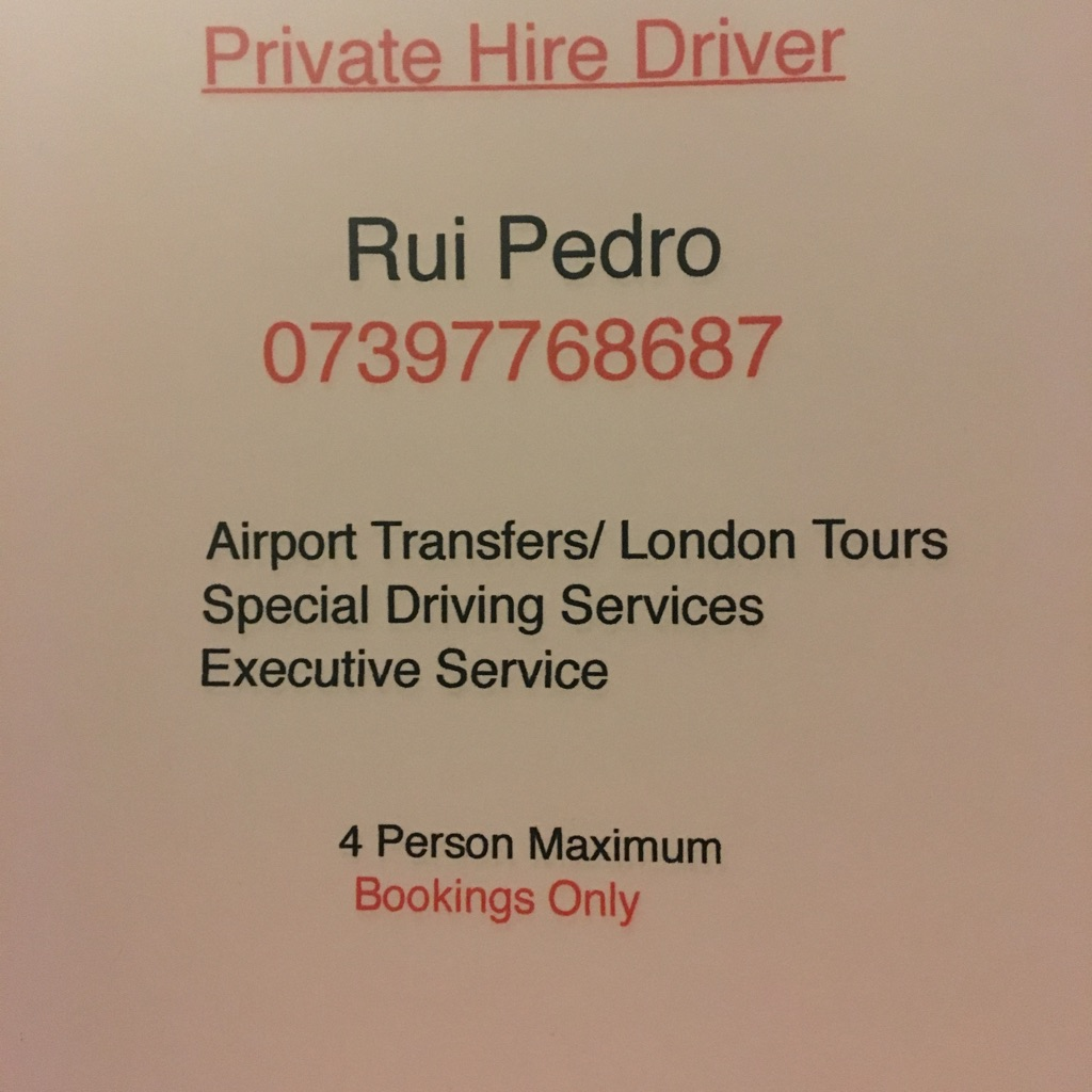 Private Hire Driver