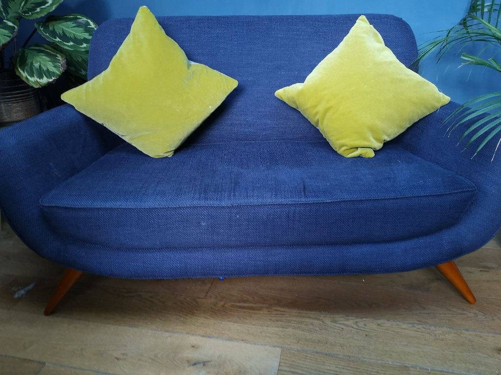 Laura Ashley two seater sofa