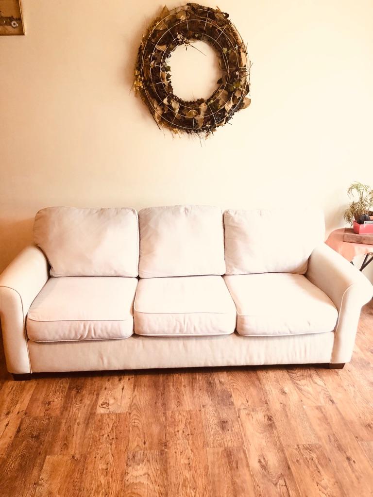Pottery Barn Buchanan Queen Sleeper Sofa