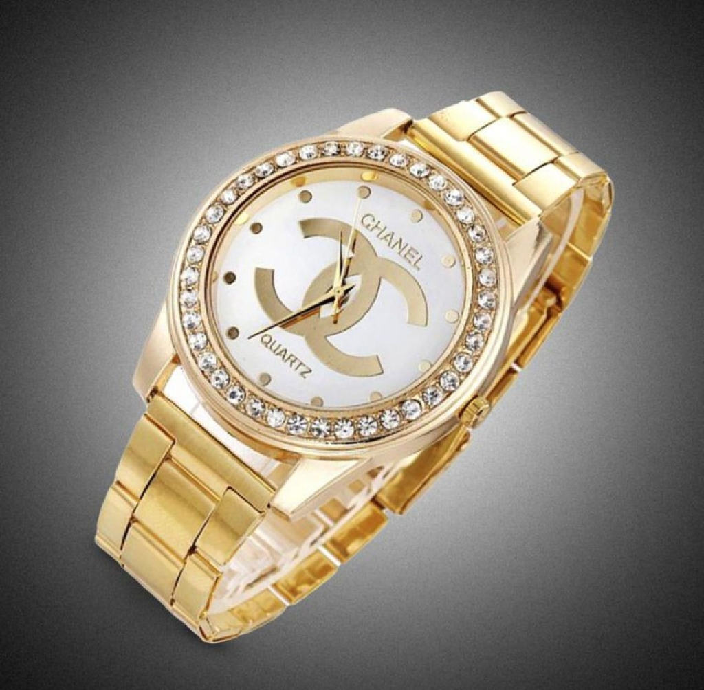 Novelty Watch Gold