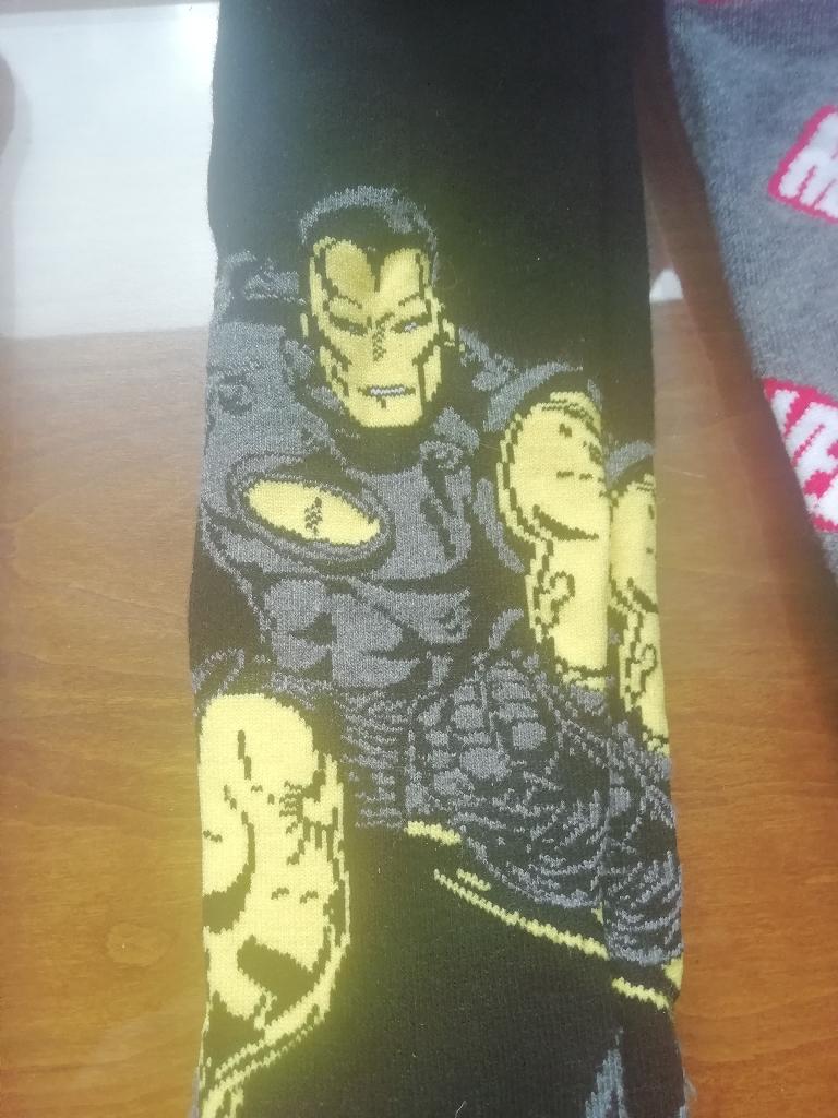 Marvel men socks