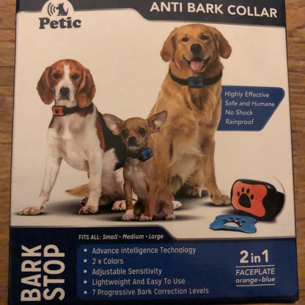 Petic Anti Bark Collar