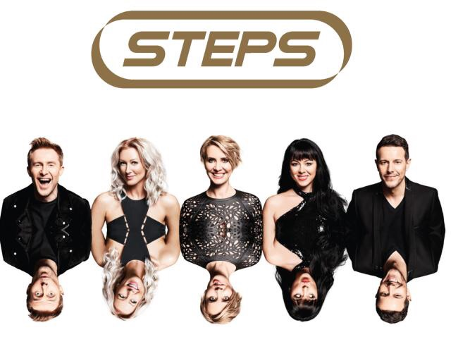 4 x Steps tickets - Manchester - Saturday 2nd December
