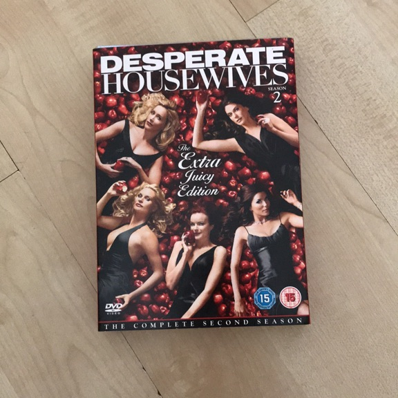 Desperate Housewives complete season 2