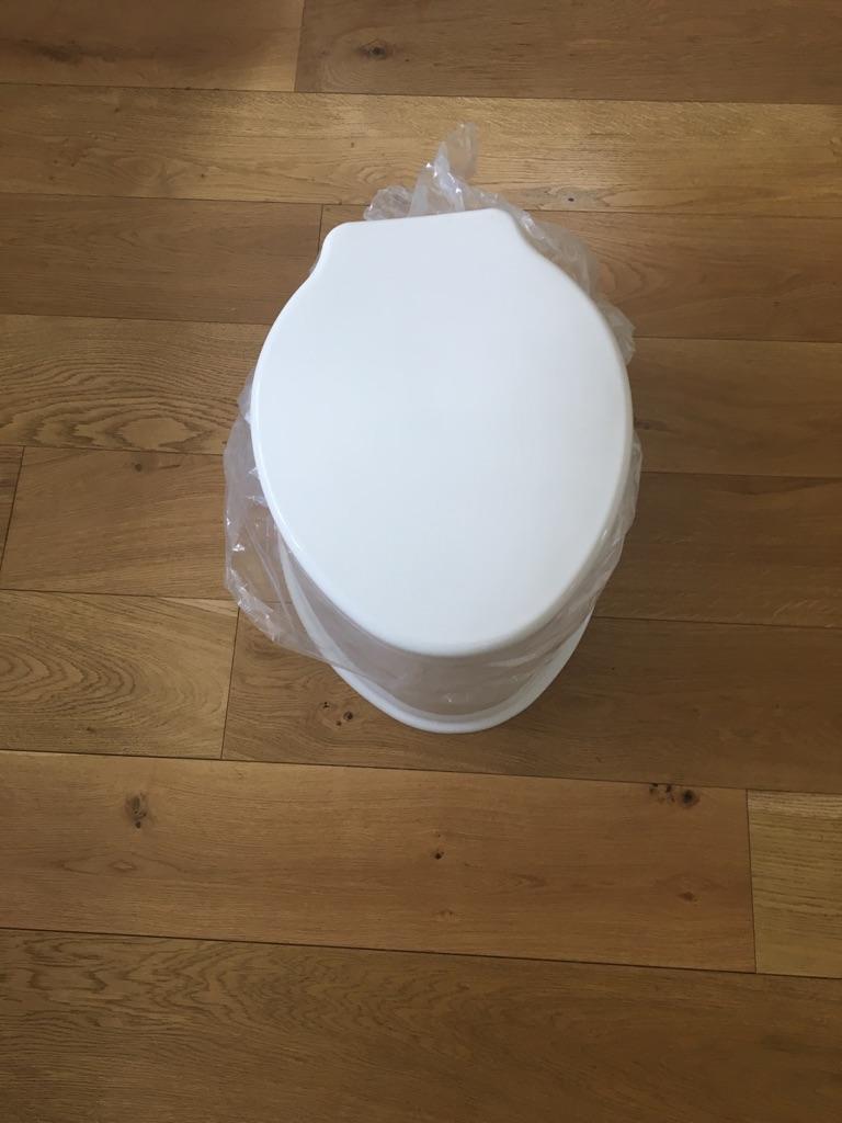 Portable travel toilet New