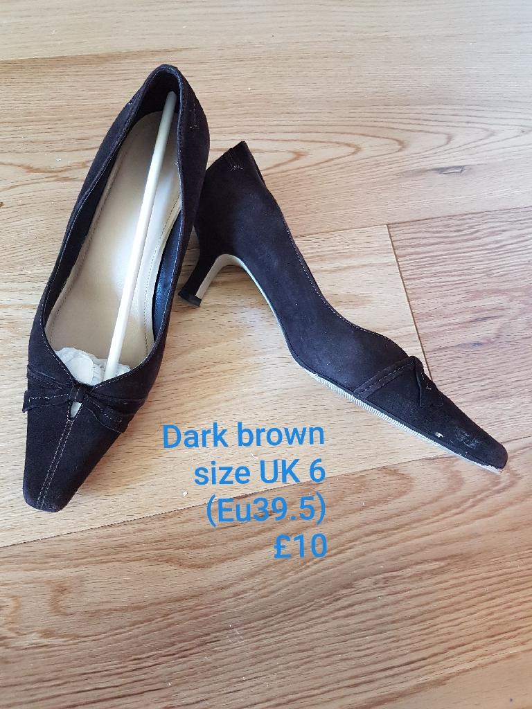 Various Ladies Shoes, heels