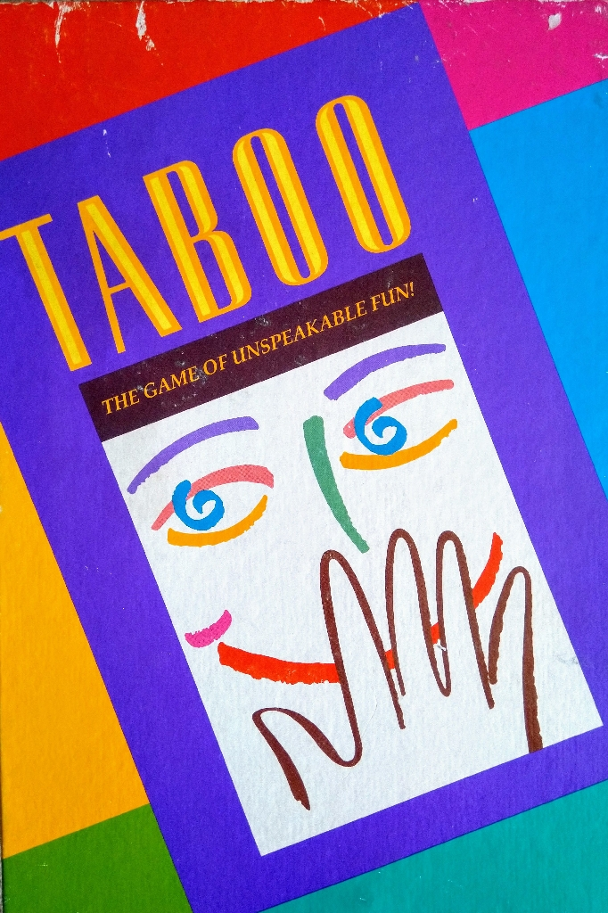 Taboo by MB Games