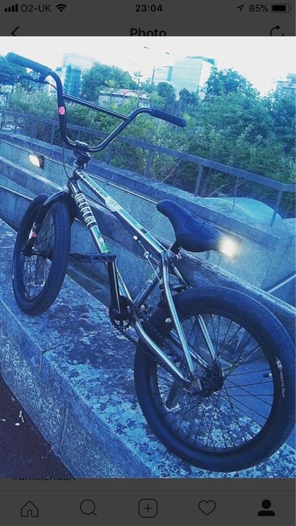 BMX bike (gt bikes)