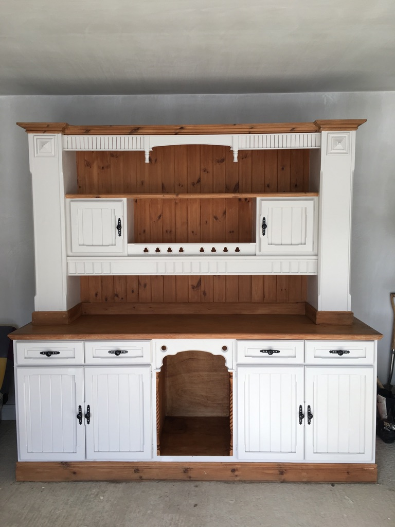 Kitchen Welsh Dressers Sideboard Living Dining Hall Table
