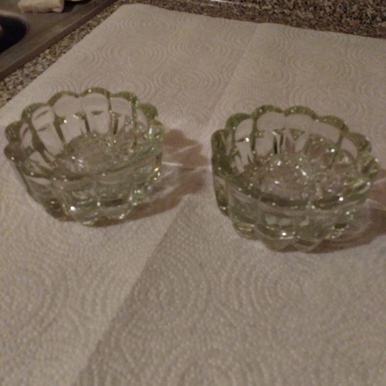 Home decor glassware