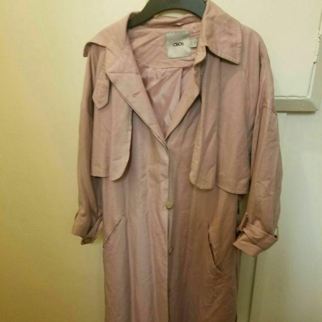 Dusky pink jacket
