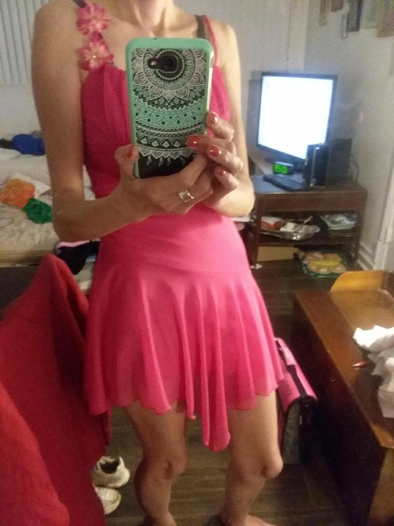 Lady Dress size s