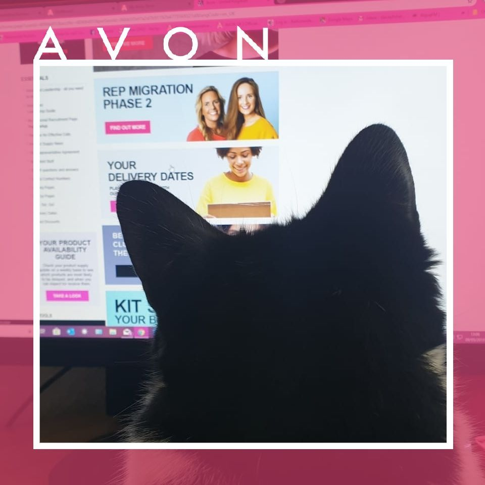 Avon work from home